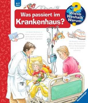 Was passiert im Krankenhaus? Kinderbücher;Wieso? Weshalb? Warum? - Bild 1 - Ravensburger
