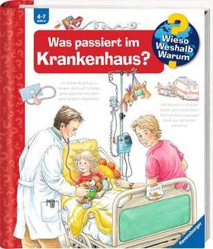 Was passiert im Krankenhaus? Kinderbücher;Wieso? Weshalb? Warum? - Bild 2 - Ravensburger