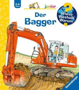 Der Bagger Bücher;Wieso? Weshalb? Warum? - Bild 1 - Ravensburger