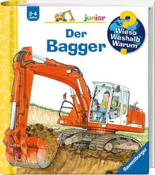 Der Bagger Kinderbücher;Wieso? Weshalb? Warum? - Bild 2 - Ravensburger