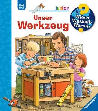 Unser Werkzeug Kinderbücher;Wieso? Weshalb? Warum? - Bild 1 - Ravensburger