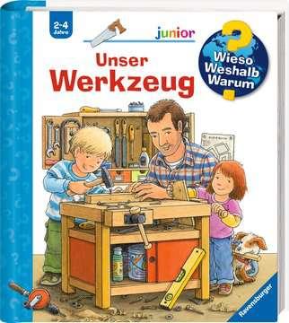 Unser Werkzeug Kinderbücher;Wieso? Weshalb? Warum? - Bild 2 - Ravensburger