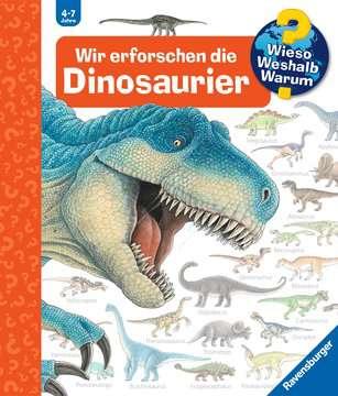 32856 Wieso? Weshalb? Warum? Wir erforschen die Dinosaurier von Ravensburger 1