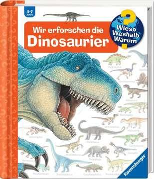 32856 Wieso? Weshalb? Warum? Wir erforschen die Dinosaurier von Ravensburger 2