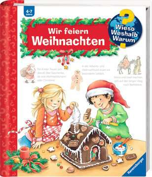 Wir feiern Weihnachten Kinderbücher;Wieso? Weshalb? Warum? - Bild 2 - Ravensburger