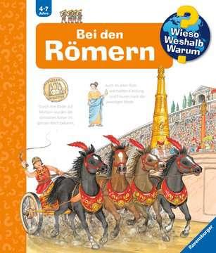 Bei den Römern Bücher;Wieso? Weshalb? Warum? - Bild 1 - Ravensburger