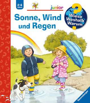 32875 Wieso? Weshalb? Warum? Sonne, Wind und Regen von Ravensburger 1