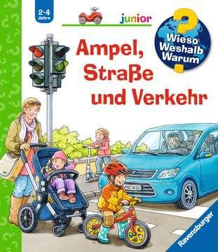 Ampel, Straße und Verkehr Kinderbücher;Wieso? Weshalb? Warum? - Bild 1 - Ravensburger