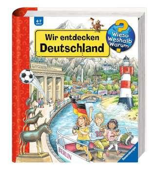 Wir entdecken Deutschland Kinderbücher;Wieso? Weshalb? Warum? - Bild 2 - Ravensburger