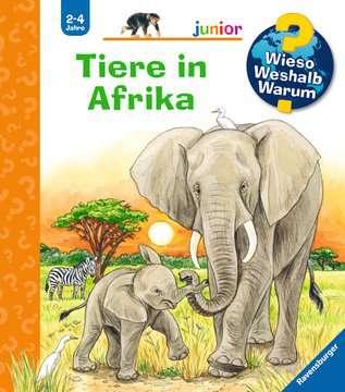 32885 Wieso? Weshalb? Warum? Tiere in Afrika von Ravensburger 1
