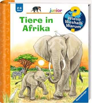 32885 Wieso? Weshalb? Warum? Tiere in Afrika von Ravensburger 2