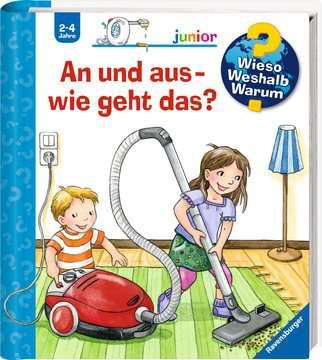 An und aus - wie geht das? Kinderbücher;Wieso? Weshalb? Warum? - Bild 2 - Ravensburger