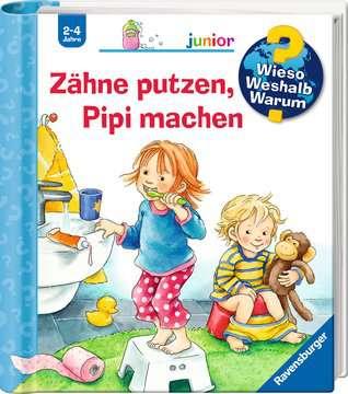 Zähne putzen, Pipi machen Kinderbücher;Wieso? Weshalb? Warum? - Bild 2 - Ravensburger