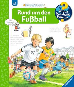 Rund um den Fußball Kinderbücher;Wieso? Weshalb? Warum? - Bild 1 - Ravensburger