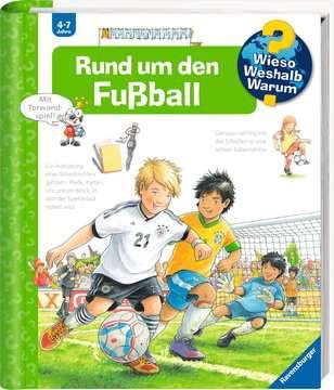 Rund um den Fußball Kinderbücher;Wieso? Weshalb? Warum? - Bild 2 - Ravensburger