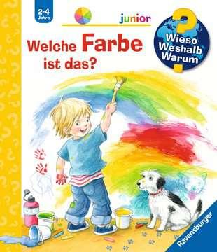 Welche Farbe ist das? Kinderbücher;Wieso? Weshalb? Warum? - Bild 1 - Ravensburger