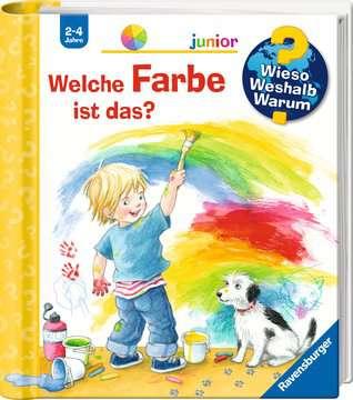 Welche Farbe ist das? Kinderbücher;Wieso? Weshalb? Warum? - Bild 2 - Ravensburger