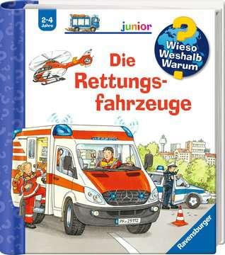 Die Rettungsfahrzeuge Bücher;Wieso? Weshalb? Warum? - Bild 2 - Ravensburger