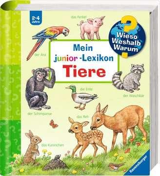 32891 Wieso? Weshalb? Warum? Mein junior-Lexikon: Tiere von Ravensburger 2