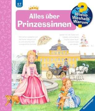 Alles über Prinzessinnen Kinderbücher;Wieso? Weshalb? Warum? - Bild 1 - Ravensburger