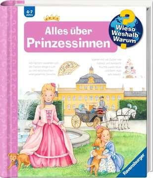 Alles über Prinzessinnen Kinderbücher;Wieso? Weshalb? Warum? - Bild 2 - Ravensburger