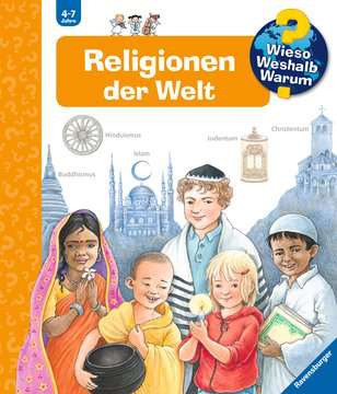 32895 Wieso? Weshalb? Warum? Religionen der Welt von Ravensburger 1
