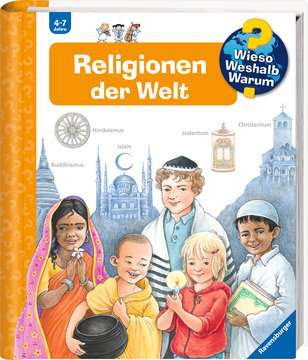 32895 Wieso? Weshalb? Warum? Religionen der Welt von Ravensburger 2