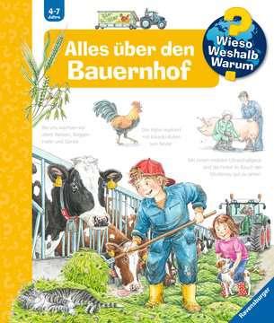 Alles über den Bauernhof Kinderbücher;Wieso? Weshalb? Warum? - Bild 1 - Ravensburger