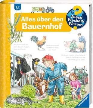 Alles über den Bauernhof Kinderbücher;Wieso? Weshalb? Warum? - Bild 2 - Ravensburger