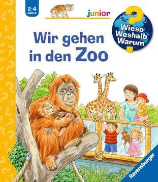 Wir gehen in den Zoo Kinderbücher;Wieso? Weshalb? Warum? - Bild 1 - Ravensburger