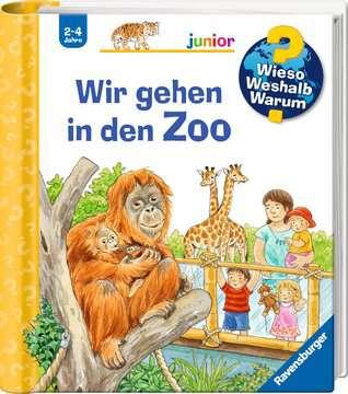 Wir gehen in den Zoo Kinderbücher;Wieso? Weshalb? Warum? - Bild 2 - Ravensburger
