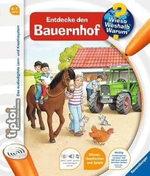tiptoi® Entdecke den Bauernhof Kinderbücher;tiptoi® - Bild 1 - Ravensburger