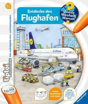32901 tiptoi® tiptoi® Entdecke den Flughafen von Ravensburger 1