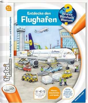 32901 tiptoi® tiptoi® Entdecke den Flughafen von Ravensburger 2