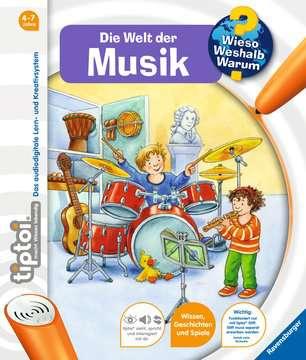 tiptoi® Die Welt der Musik Kinderbücher;tiptoi® - Bild 1 - Ravensburger