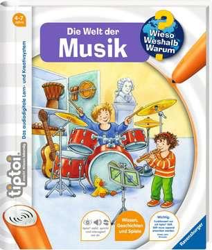 32902 tiptoi® tiptoi® Die Welt der Musik von Ravensburger 2