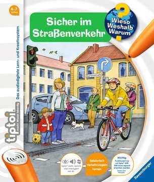 tiptoi® Sicher im Straßenverkehr Kinderbücher;tiptoi® - Bild 1 - Ravensburger