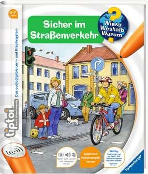 tiptoi® Sicher im Straßenverkehr Kinderbücher;tiptoi® - Bild 2 - Ravensburger