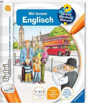 tiptoi® Wir lernen Englisch Lernen und Fördern;Lernbücher - Bild 2 - Ravensburger