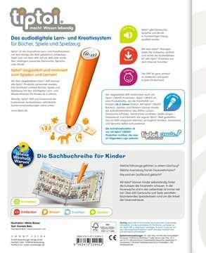 tiptoi® Unterwegs mit der Feuerwehr Kinderbücher;tiptoi® - Bild 3 - Ravensburger