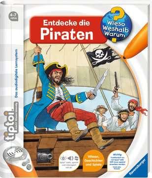 32906 tiptoi® tiptoi® Entdecke die Piraten von Ravensburger 2