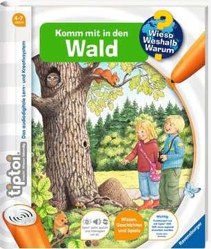 tiptoi® Komm mit in den Wald Kinderbücher;tiptoi® - Bild 2 - Ravensburger