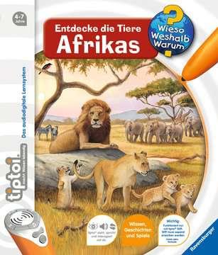 32909 tiptoi® tiptoi® Entdecke die Tiere Afrikas von Ravensburger 1