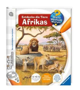 tiptoi® Entdecke die Tiere Afrikas Kinderbücher;tiptoi® - Bild 2 - Ravensburger