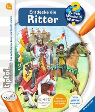 32910 tiptoi® tiptoi® Entdecke die Ritter von Ravensburger 1
