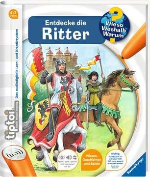 32910 tiptoi® tiptoi® Entdecke die Ritter von Ravensburger 2