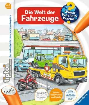 32912 tiptoi® tiptoi® Die Welt der Fahrzeuge von Ravensburger 1