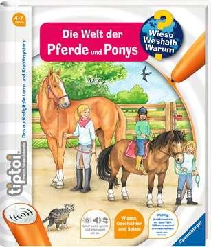 32913 tiptoi® tiptoi® Die Welt der Pferde und Ponys von Ravensburger 2