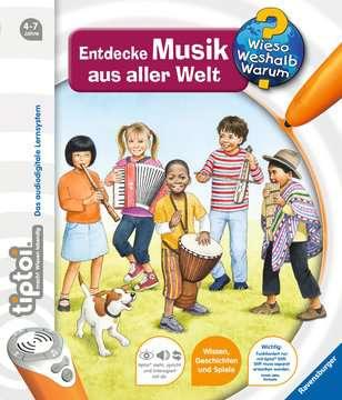 32915 tiptoi® Bücher tiptoi® Entdecke Musik aus aller Welt von Ravensburger 1