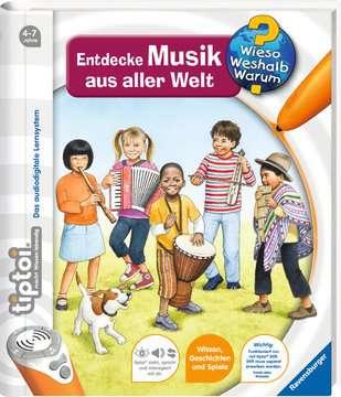 32915 tiptoi® Bücher tiptoi® Entdecke Musik aus aller Welt von Ravensburger 2